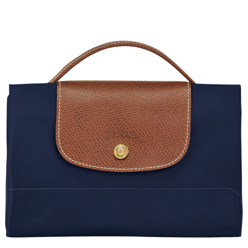 Briefcase S, Navy - View 3 of  3 -