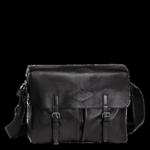 Hobo bag, 001 Black, hi-res