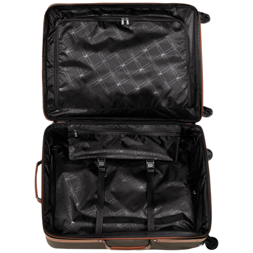 Suitcase M, Brown - View 3 of  3 -