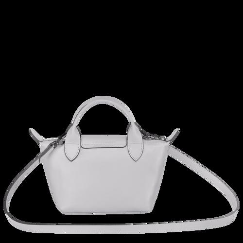 Handtasche XS, Grau - Ansicht 3 von 4 -