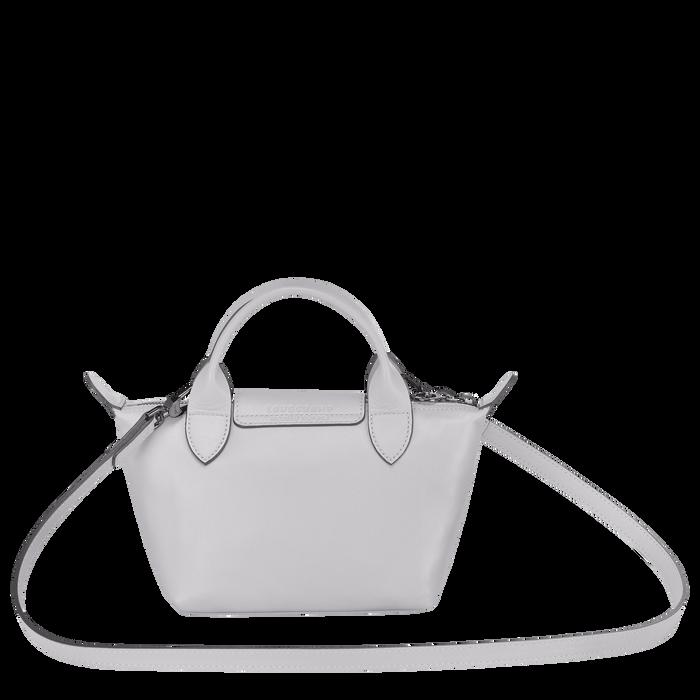 Handtasche XS, Grau - Ansicht 3 von 4 - Zoom vergrößern