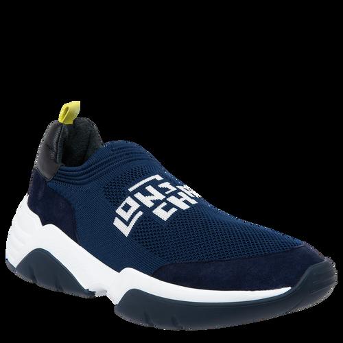 Sneakers, Noir/Marine - Vue 2 de 5 -