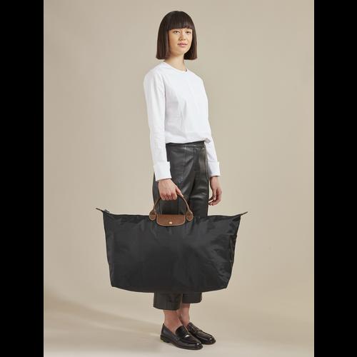 Le Pliage Travel bag XL, Cognac