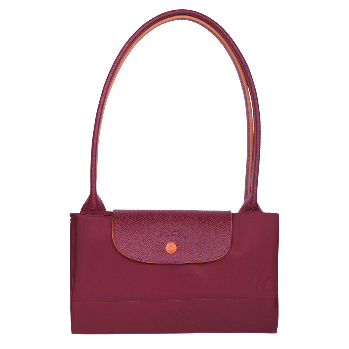 Shoulder bag L, Garnet red - View 4 of  5 - zoom in
