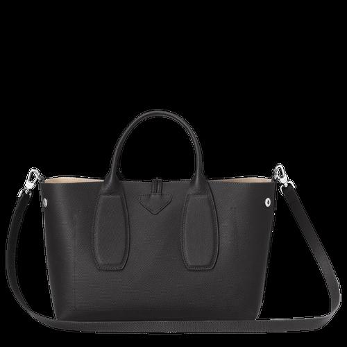 手提包 M, 黑色, hi-res - 4 的視圖 5