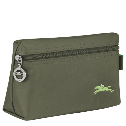 Pouch, Longchamp Green - View 2 of  3 -