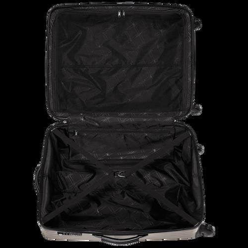 Koffer, Grau - Ansicht 3 von 3 -