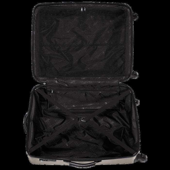 Koffer, Grau - Ansicht 3 von 3 - Zoom vergrößern