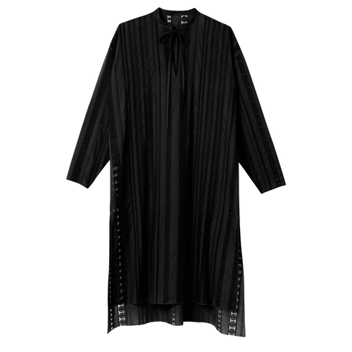 Spring-Summer 2021 Collection Midi dress, Black