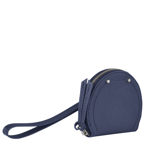 Coin purse, Navy, hi-res - View 2 of 3