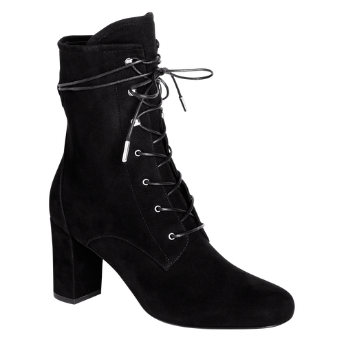 Ankle boots, Black/Ebony - View 4 of  4 -