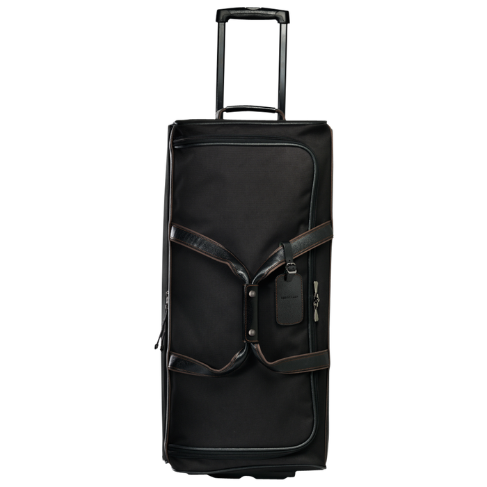 Wheeled duffle bag, Black/Ebony - View 1 of  3 - zoom in