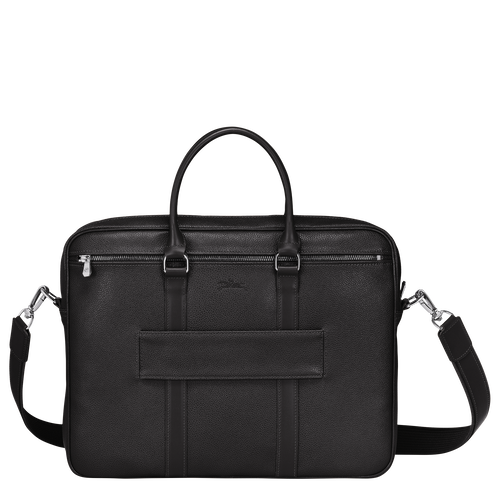 Briefcase S, Black - View 3 of  3 -