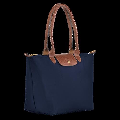 Shoulder bag L, Navy - View 2 of  4 -