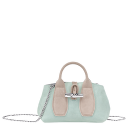 Top handle bag S, Celadon, hi-res