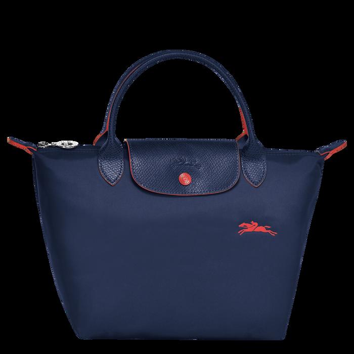 Le Pliage Club Top handle bag S, Navy