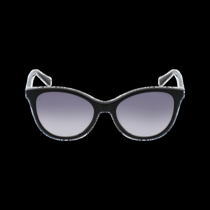 Colección primavera-verano 2021 Gafas de sol, Negro
