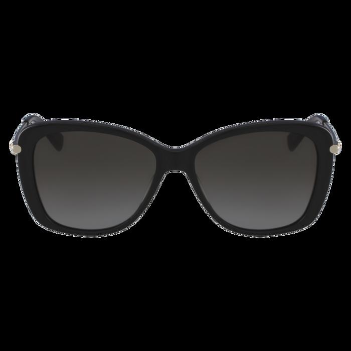 Sunglasses, Black, hi-res - View 1 of 2