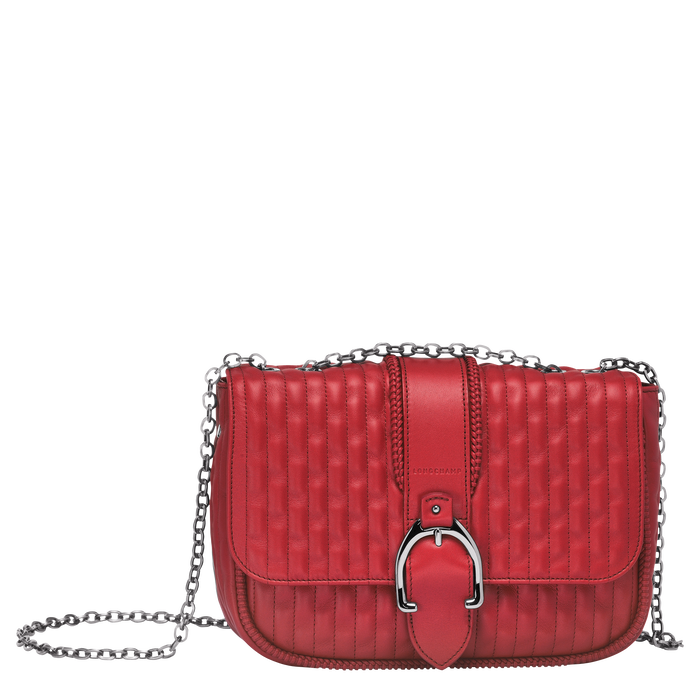 Crossbody bag S, Red - View 1 of  3 - zoom in