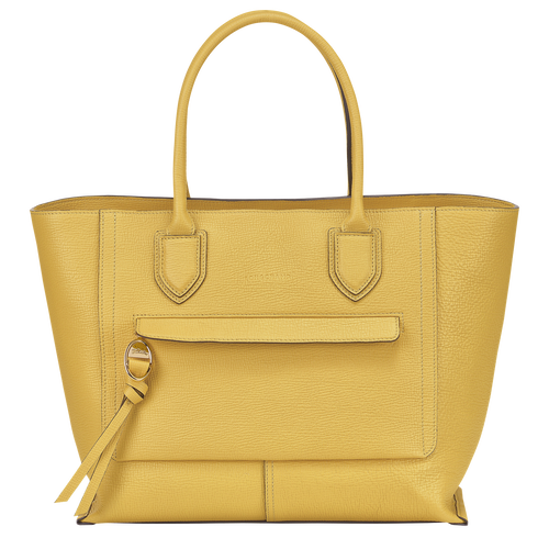 Top handle bag L, Yellow - View 1 of  3 -