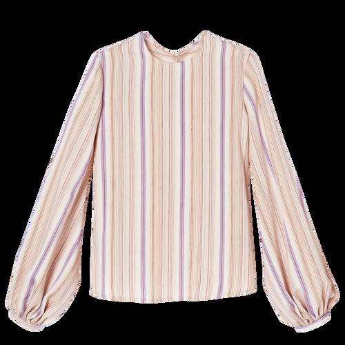 女襯衫, 深紫色, hi-res - View 1 of 1