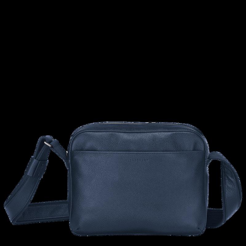 Le Foulonné Crossbody bag, Navy