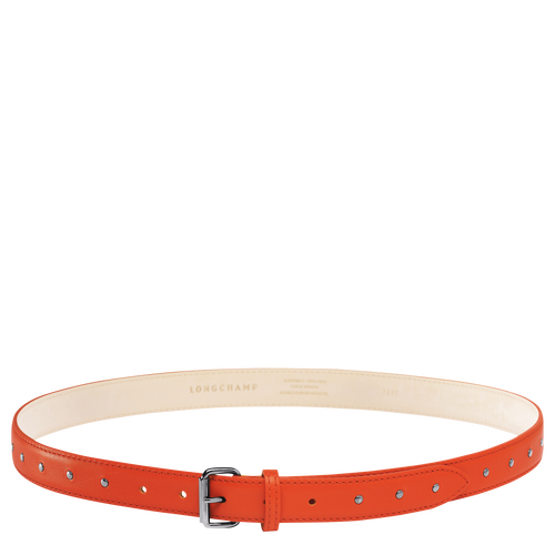 View 1 of Ladies' belt, Poppy/Ruby, hi-res