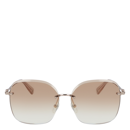 Sunglasses, Rose Gold, hi-res - View 1 of 2