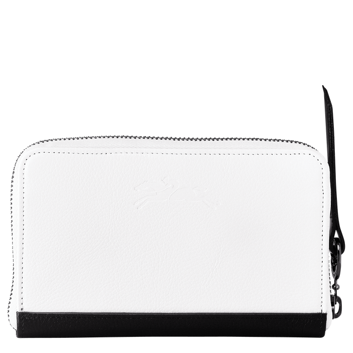 Compact wallet, White, hi-res - View 3 of 3
