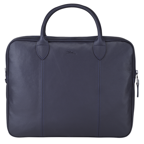 Briefcase, Navy - View 3 of  3.0 -