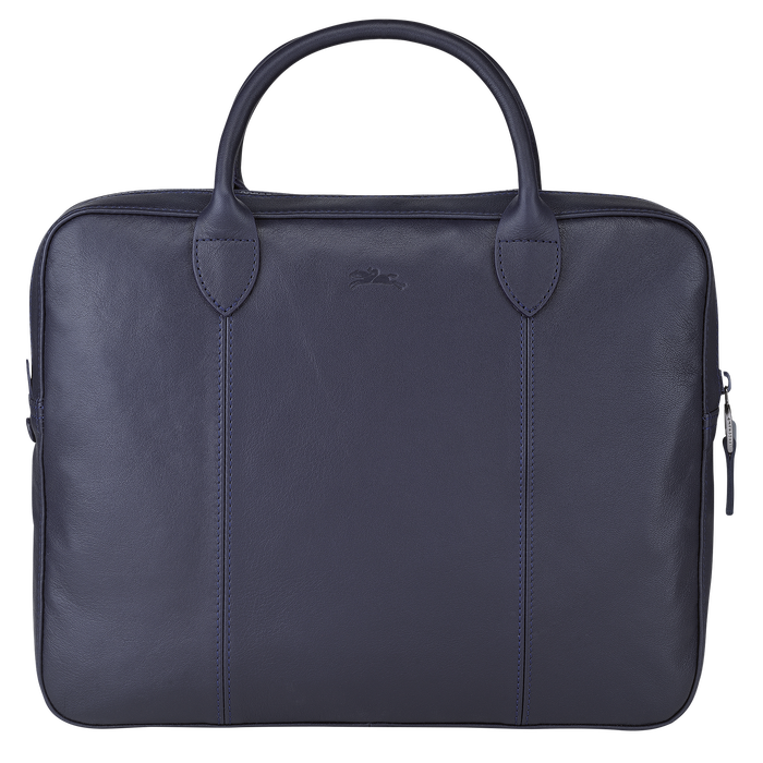 Briefcase, Navy - View 3 of  3.0 - zoom in