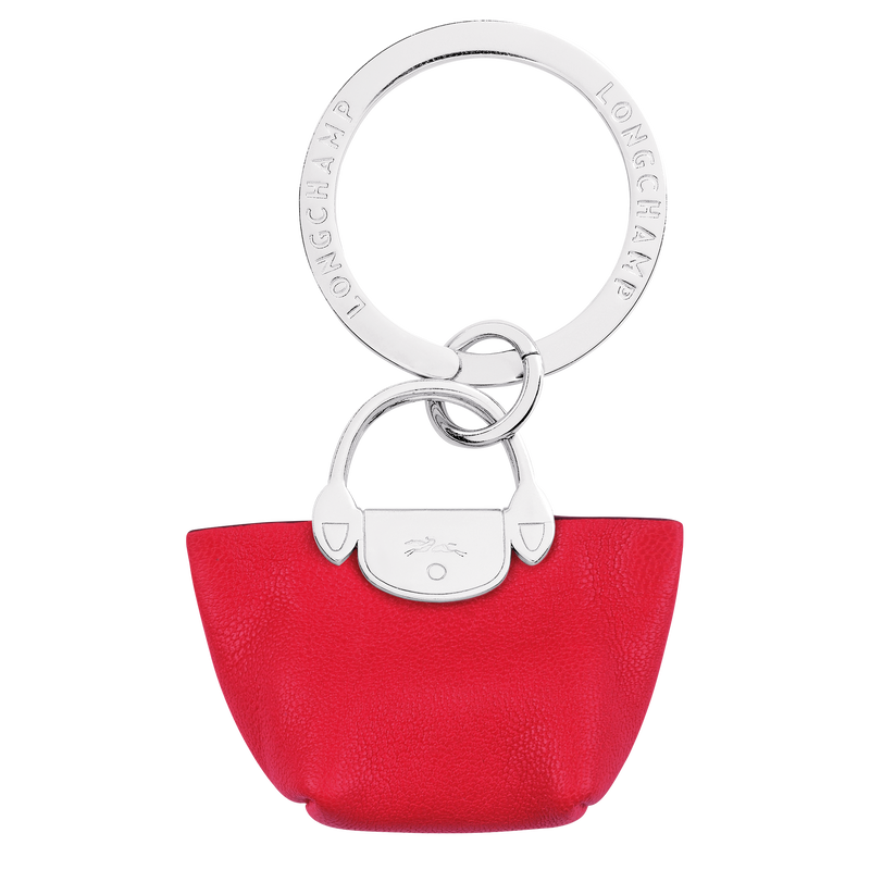 Fall-Winter 2021 Collection Key-rings Pliage, Red Kiss