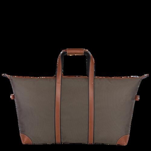Reisetasche, Braun - Ansicht 3 von 3 -