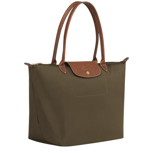 View 2 of Schultertasche, A23 Khaki, hi-res