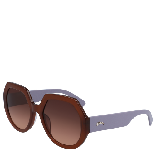 Sunglasses, Brown - View 3 of 3.0 -