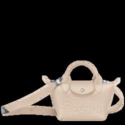 Mini top-handle bag