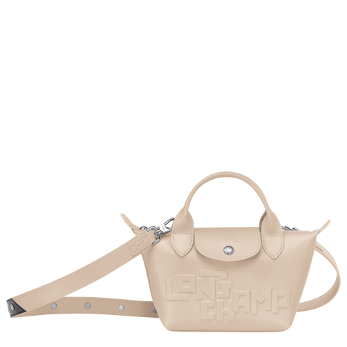 Mini-Handtasche, Kreide, hi-res - View 1 of 3