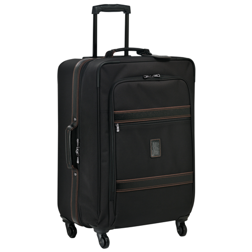 View 2 of Wheeled suitcase M, 001 Black, hi-res