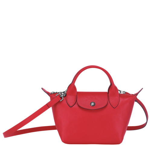 Top handle bag, Red, hi-res - View 1 of 3