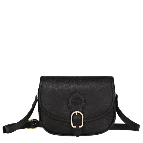 Crossbody bag XS, Black/Ebony - View 1 of  3 -