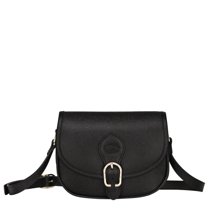 Crossbody bag XS, Black/Ebony - View 1 of  3 - zoom in