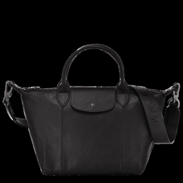 Tas met handgreep aan de bovenkant, Zwart, hi-res - View 1 of 3