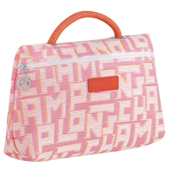 Cosmetic case, Pink, hi-res - View 2 of 3