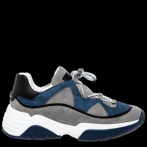 Sneakers, Bleu - Vue 1 de 5 -
