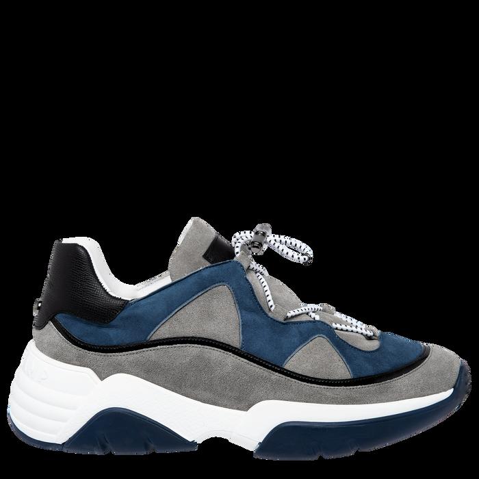 Sneakers, Bleu - Vue 1 de 5 - agrandir le zoom