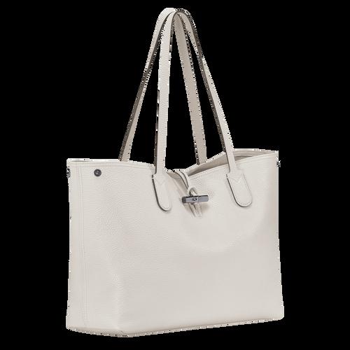 Essential Shoulder bag L, Talc, hi-res - View 2 of 3