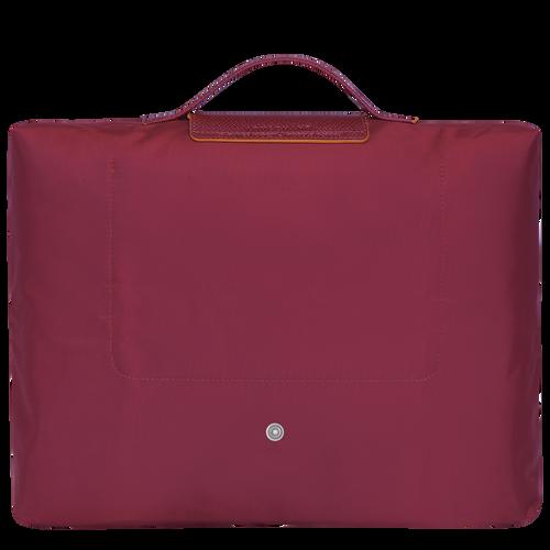 Briefcase S, Garnet red - View 3 of 6 -