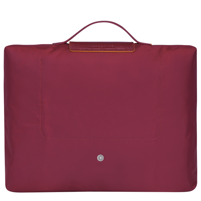 Briefcase S, Garnet red - View 3 of 6 - zoom in