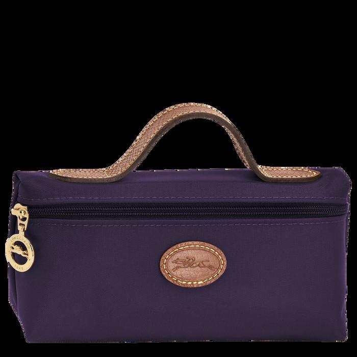 Le Pliage Original Cosmetic case, Bilberry