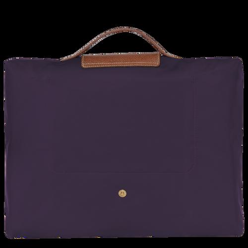 Le Pliage Original Briefcase S, Bilberry